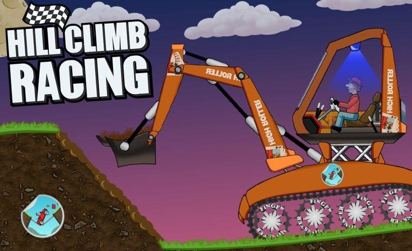Hill Climb Racing фото