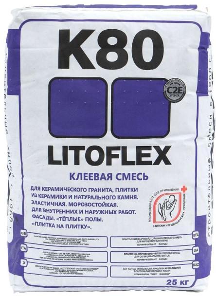 Litokol Litoflex k80 фото