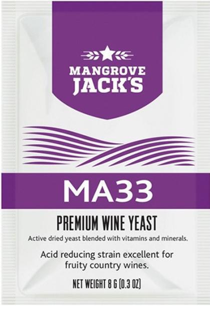 Mangrove Jack's MA-33 фото