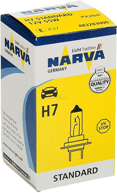 Narva Standard H7 фото