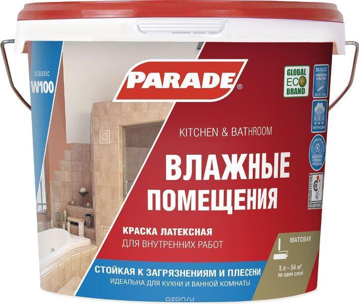PARADE Classic W100 Влажные помещения фото