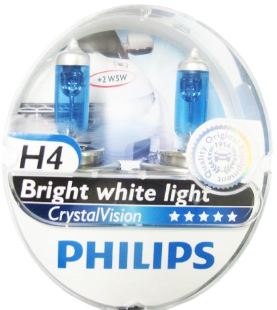 Philips Crystal Vision H4 фото