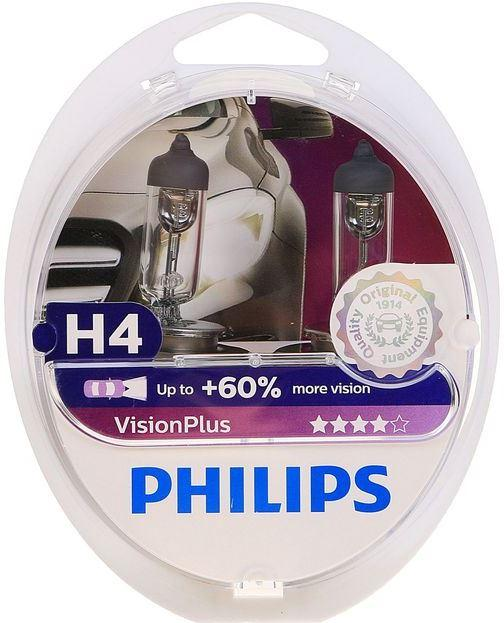 Philips Vision Plus H4 фото