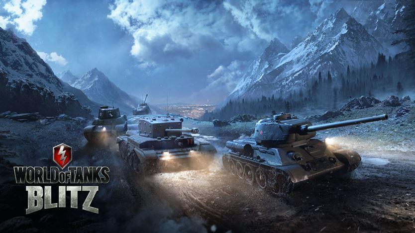 World of Tanks Blitz фото