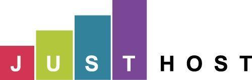 Логотип JustHost