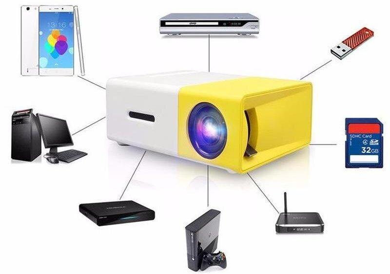 Как выбрать хороший мини-проектор