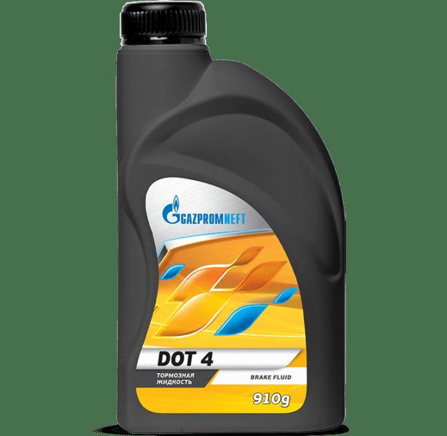 Gazpromneft DOT-4 фото