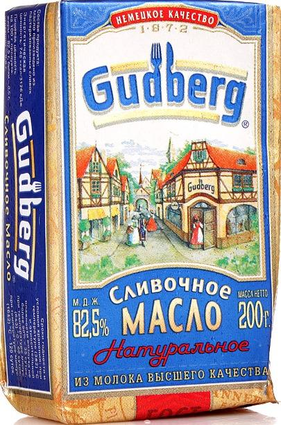 Gudberg 82,5% фото