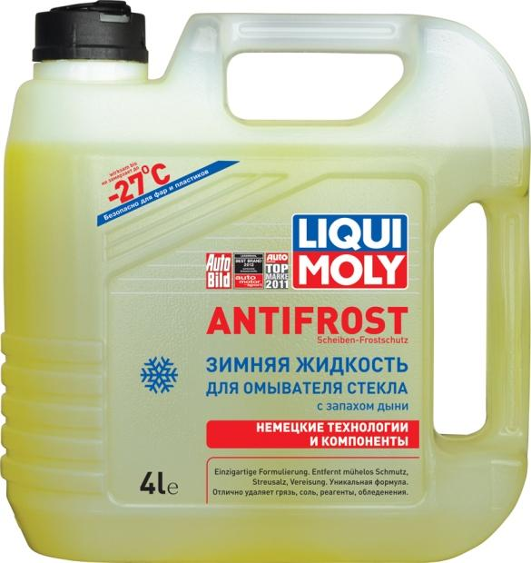 Liqui Moly Antifrost Scheiben-Frostschutz (-27 C) фото