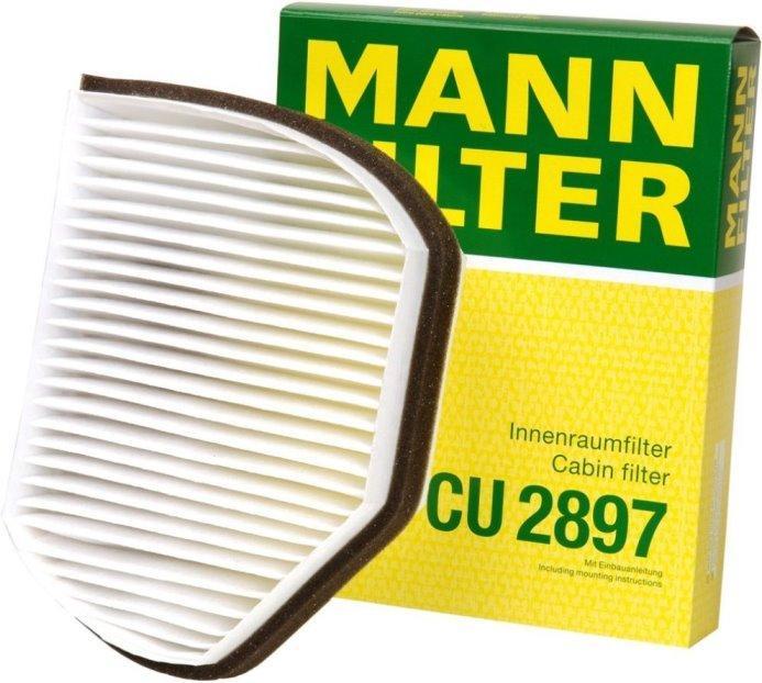 Mann-Filter фото