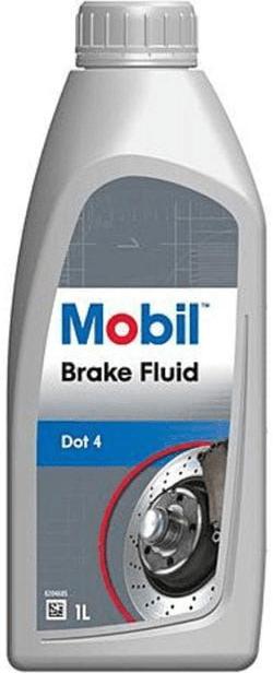 Mobil Brake Fluid universal DOT 4 фото