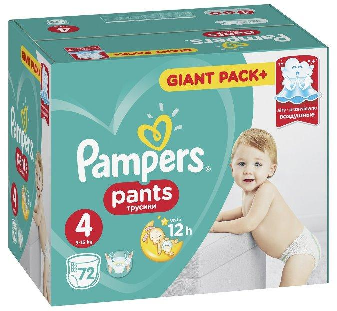 Pampers Pants 4 фото