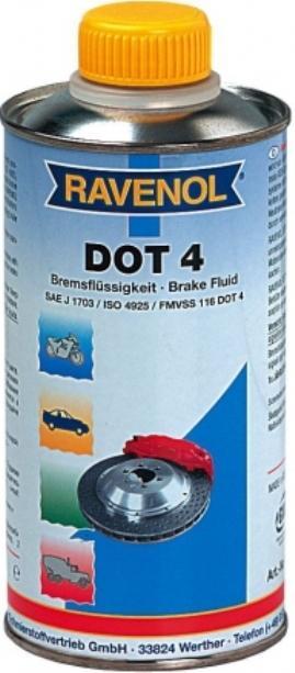 Ravenol DOT 4 фото