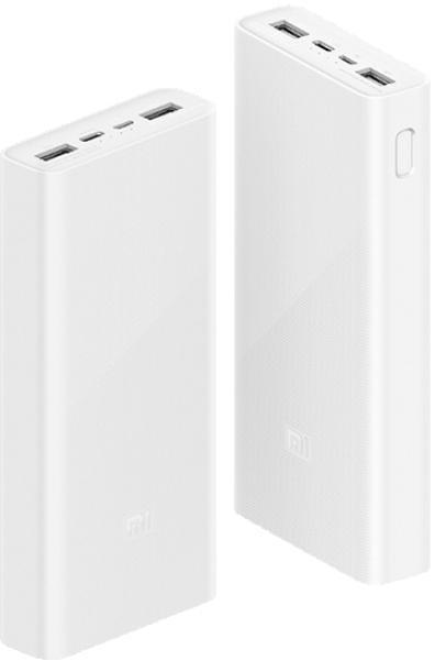Xiaomi Mi Power Bank 3 20000 (PLM18ZM) фото
