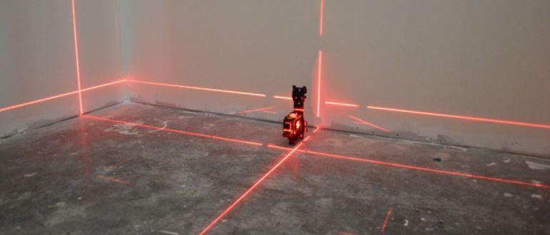 Выбираем самый хороший лазерный уровень!