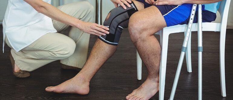 Обзор самых лучших бандажей на колено