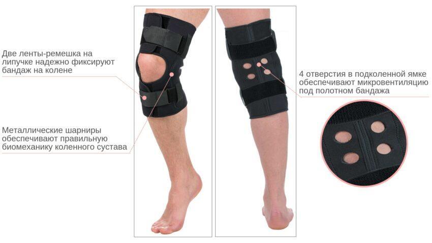 Как выбрать хороших бандаж на колено