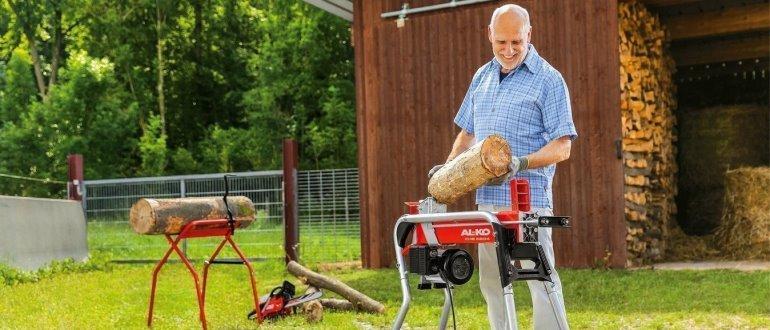 Обзор лучших дровоколов для домашнего использования