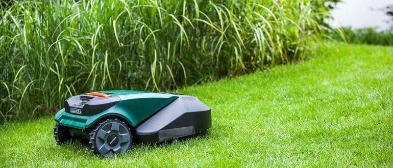 Обзор самых хороших роботов-газонокосилок