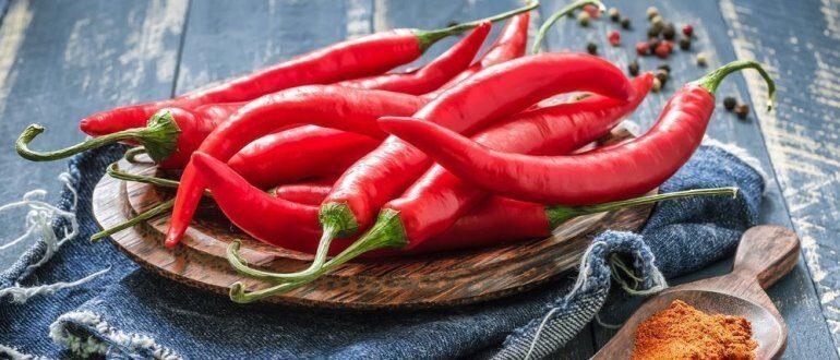 ТОП самых хороших семян горького перца