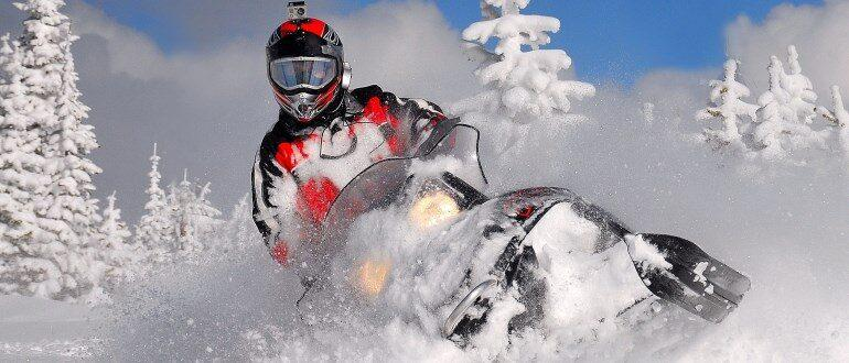 Обзор самых хороших снегоходов
