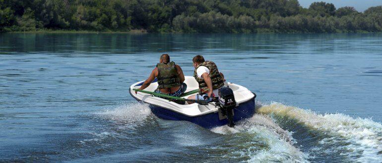 Выбор самых хороших пластиковых лодок