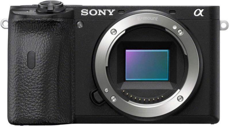 Sony Alpha ILCE-6600 Body фото