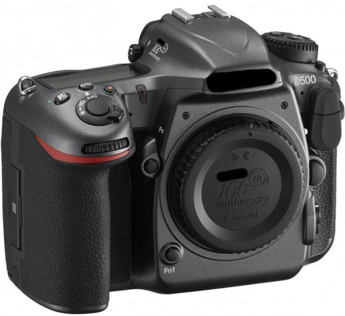 Nikon D500 Body фото