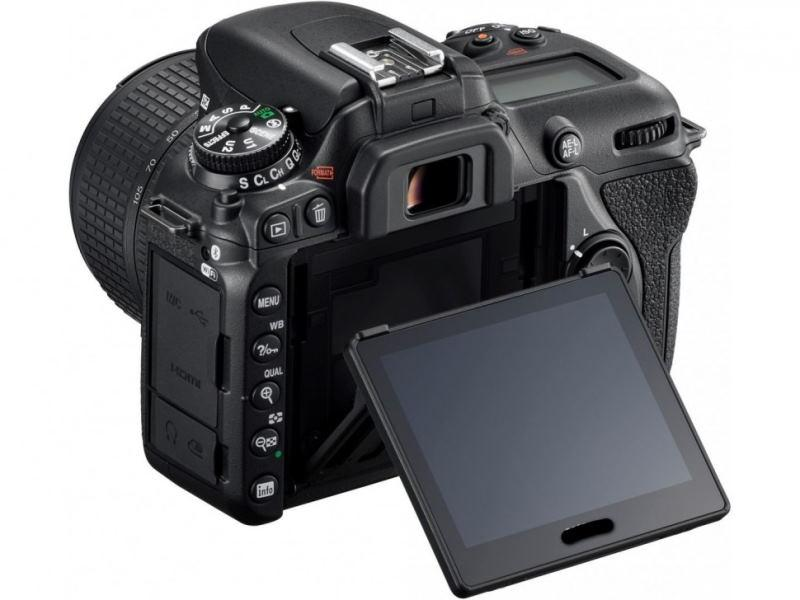 Nikon D7500 Body фото