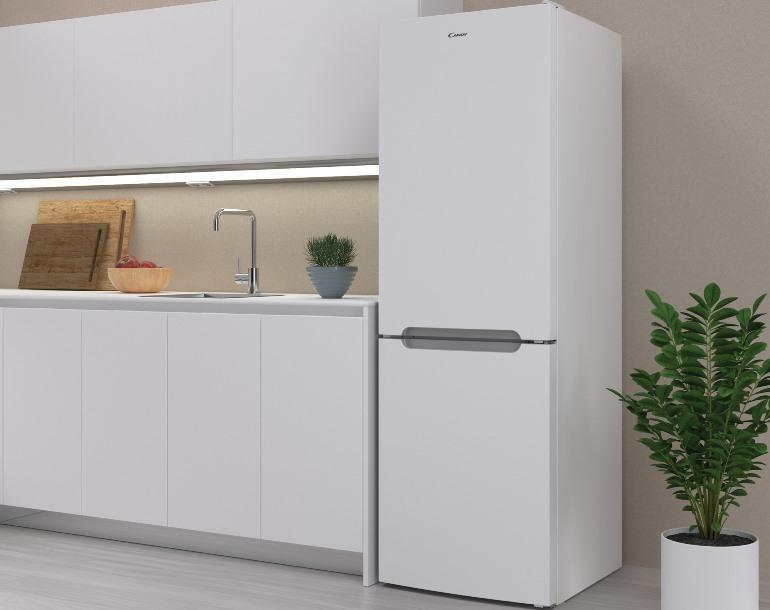 Обзор экономичного современного холодильника Candy CCRN 6180W