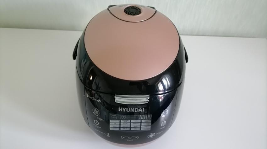 Общий вид Hyundai HYMC-1611-