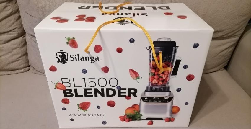 Упаковка Silanga BL1500 PRO