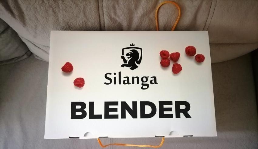 Общий вид блендера Silanga BL1500 PRO