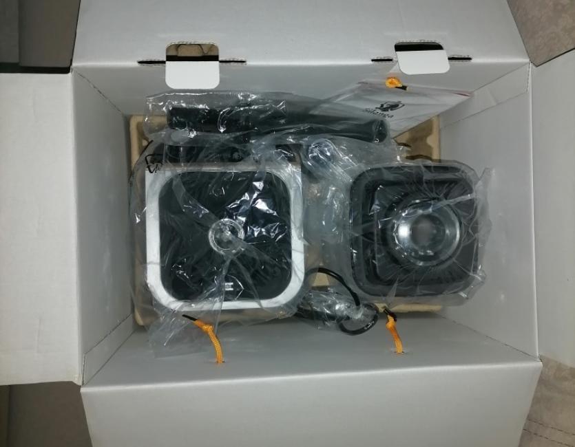 Распаковка блендера Silanga BL1500 PRO