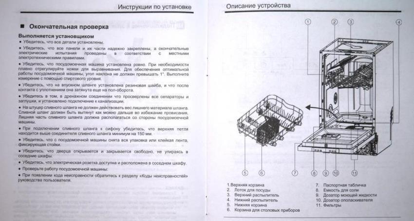 Инструкция Candy CDIH 1L949-08