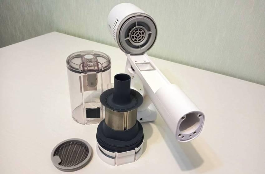 Фильтры и емкость для пыли Dreame P10