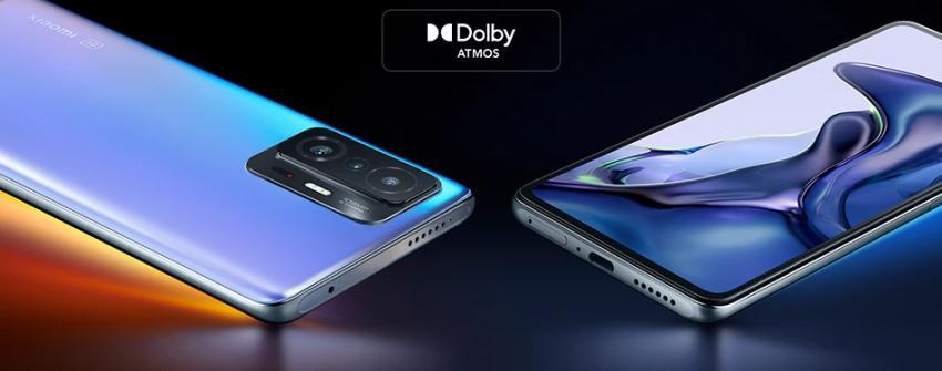 Xiaomi 11 T аудиозвучание