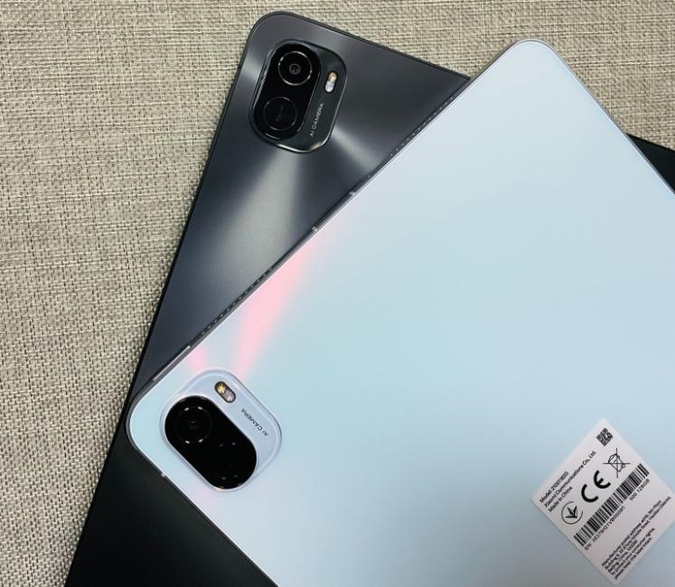 Xiaomi Pad 5 возможные цветовые решения