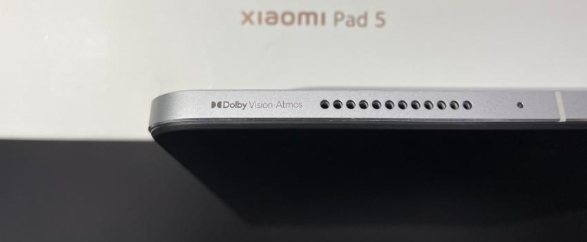 Динамики Xiaomi Pad 5