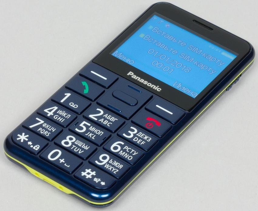 телефон Panasonic фото