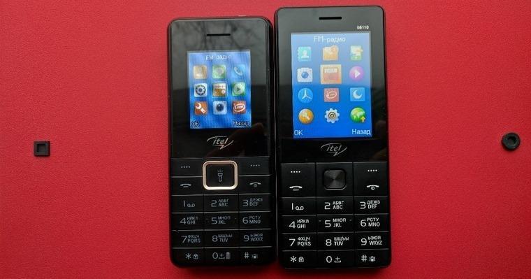 iTel Mobile фото